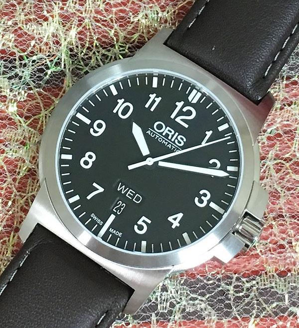 2019年1月入荷 予約販売新品 ORIS オリス 腕時計 メンズ ウォッチ BC3 735.7641.4164F ギフト 人気 ラッピング無料 国内正規3年保証