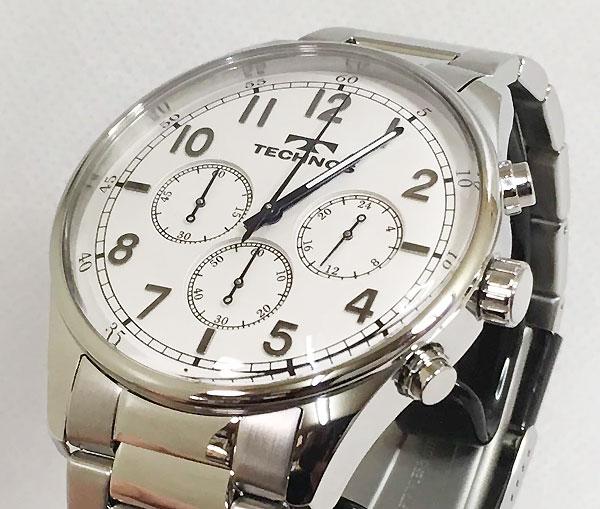 テクノス 腕時計 メンズウォッチ TECHNOS T5677SW ギフト ラッピング無料 手書きのメッセージカードお付けします あす楽対応