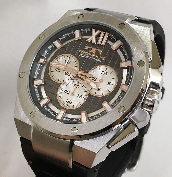 テクノス 腕時計 メンズウォッチ TECHNOS T8694SE ギフト ラッピング無料 手書きのメッセージカードお付けします あす楽対応
