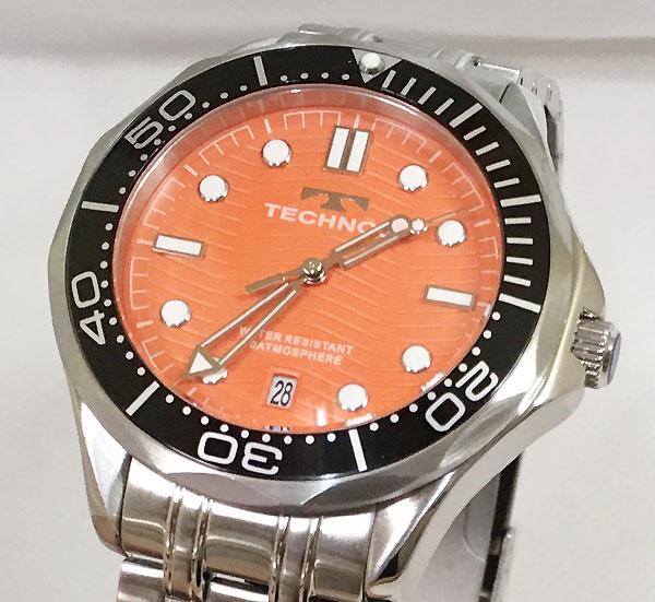 テクノス 腕時計 メンズウォッチ TECHNOS T9691SO ギフト ラッピング無料 手書きのメッセージカードお付けします あす楽対応