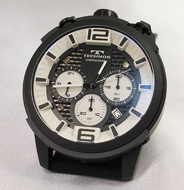 テクノス 正規品 新品 優先配送 プレゼント 記念日 誕生日 記念品 腕時計 ラッピング無料 あす楽対応 ギフト 手書きのメッセージカードお付けします メンズウォッチ T0A50BW TECHNOS ショッピング