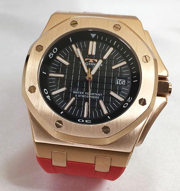 テクノス 正規品 新品 プレゼント 記念日 誕生日 記念品 日本製ムーブメント 腕時計 TECHNOS あす楽対応 ギフト 送料込 メンズウォッチ ラッピング無料 手書きのメッセージカードお付けします 店内全品対象 T9A34PB