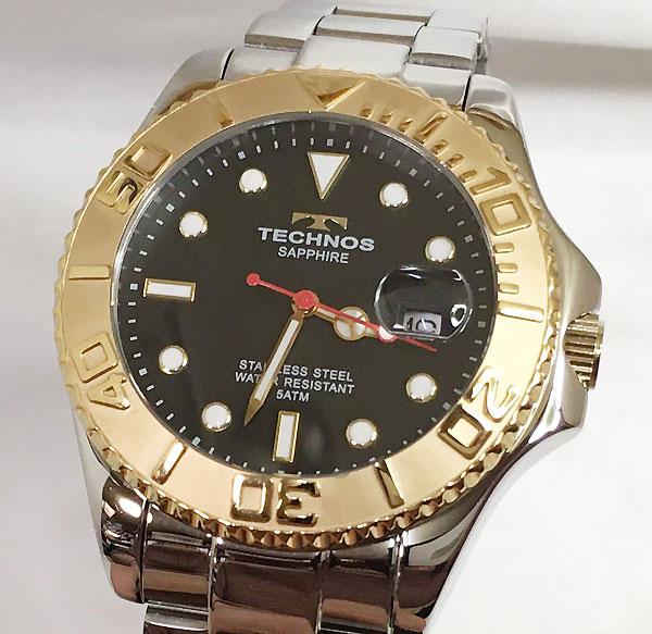 テクノス 腕時計 メンズウォッチ TECHNOS T9A54GB ギフト ラッピング無料 手書きのメッセージカードお付けします あす楽対応