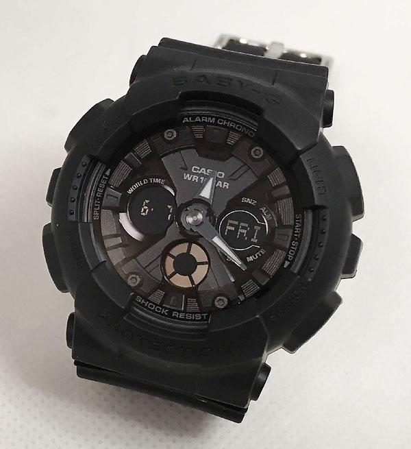 BABY-G カシオ BA-130-1AJF クオーツ プレゼント 腕時計 ギフト 人気 ラッピング無料 愛の証 感謝の気持ち baby-g 国内正規品 新品 メッセージカード手書きします あす楽対応 クリスマスプレゼント