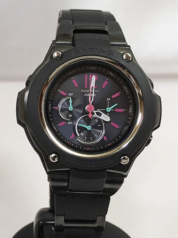 カシオ CASIO 腕時計 BABY-G Tripper ベビージー 電波ソーラー BGA-1400CI-1BJF レディース プレゼント腕時計 ギフト 人気 ラッピング無料 愛の証 感謝の気持ち baby-g 国内正規品 新品 手書きのメッセージカードお付けします あす楽対応
