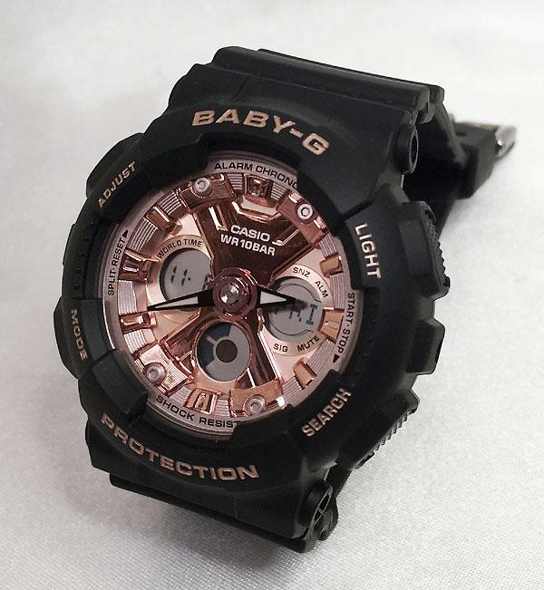 BABY-G カシオ BA-130-1A4JF クオーツ プレゼント 腕時計 ギフト 人気 ラッピング無料 愛の証 感謝の気持ち baby-g 国内正規品 新品 メッセージカード手書きします あす楽対応 クリスマスプレゼント