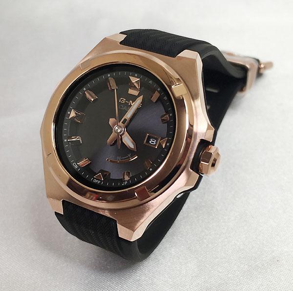 カシオCASIO 腕時計 BABY-G ベビージー 電波ソーラー MSG-W300G-1AJF レディースプレゼント腕時計 ギフト 人気 ラッピング無料 愛の証 感謝の気持ち baby-g 国内正規品 新品 メッセージカード手書きします あす楽対応