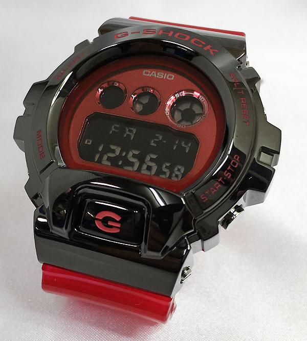 国内正規品 新品 Gショック G-SHOCK カシオ メンズウオッチ gショック アナデジ GM-6900B-4JF プレゼント 腕時計 ギフト 人気 ラッピング無料 愛の証 感謝の気持ち g-shock メッセージカード手書きします あす楽対応 クリスマスプレゼント