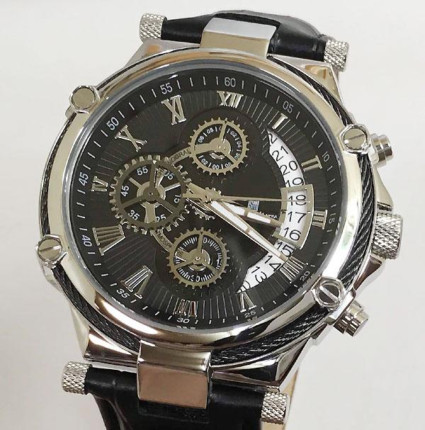 サルバトーレマーラ 腕時計 メンズウォッチ Salvatore Marra SM18102-SSBK ギフト ラッピング無料 手書きのメッセージカードお付けします あす楽対応