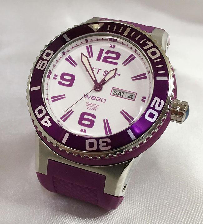 JET SET ジェットセット メンズ腕時計 J55454-160 ギフト  ラッピング無料 手書きのメッセージカードお付けします あす楽対応