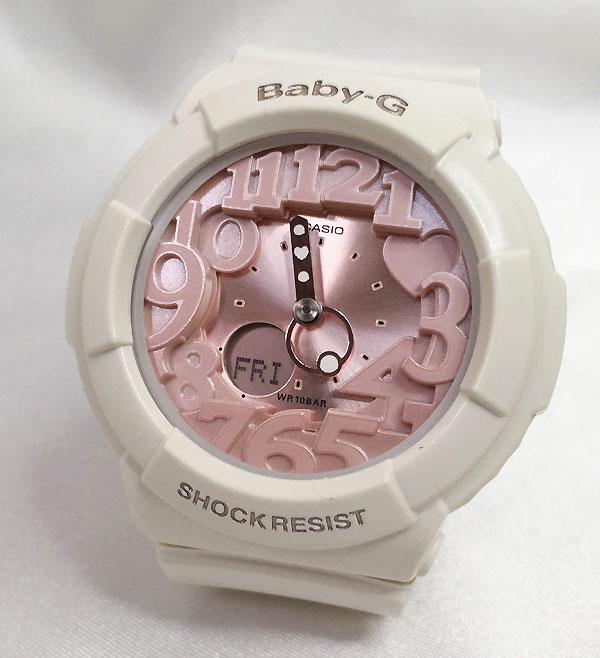 BABY-G カシオ BGA-131-7B2JF プレゼント腕時計 ギフト 人気 ラッピング無料愛の証 感謝の気持ち baby-g 国内正規品 新品 あす楽対応 手書きのメッセージカードお付けします ほんのり好きでいてください