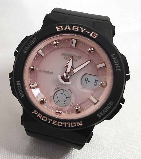 BABY-G カシオ BGA-250-1A3JF プレゼント腕時計 ギフト 人気 ラッピング無料 愛の証 感謝の気持ち baby-g 国内正規品 新品 メッセージカード手書きします あす楽対応