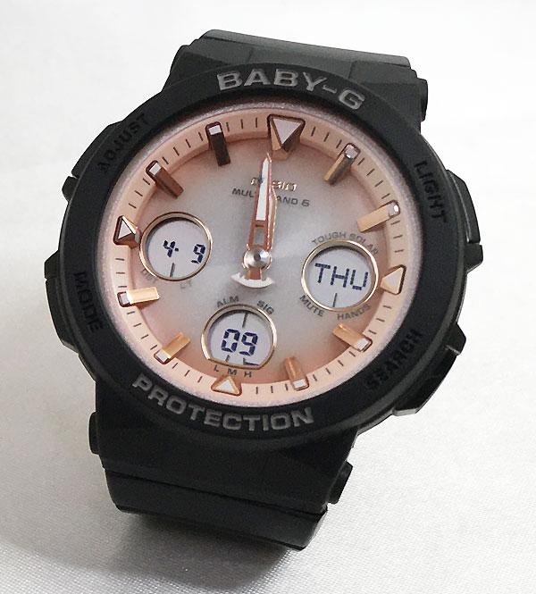 BABY-G カシオ BGA-2500-1A2JF ソーラー電波 プレゼント腕時計 ギフト 人気 ラッピング無料 愛の証 感謝の気持ち baby-g 国内正規品 新品 メッセージカード手書きします あす楽対応