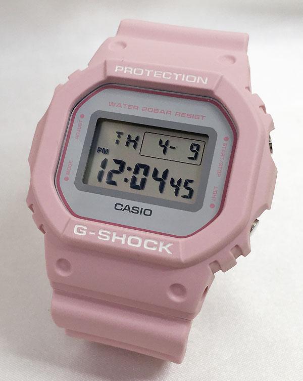Gショック G-SHOCK カシオ メンズウオッチ gショック デジタル DW-5600SC-4JF プレゼント 腕時計 ギフト 人気 ラッピング無料 愛の証 感謝の気持ち g-shock メッセージカード手書きします あす楽対応 クリスマスプレゼント