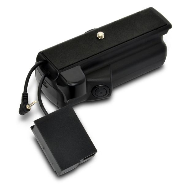 """能搭载,动作时间提高·panasonikkurumikkusushirizu供附带支持Panasonic LUMIX DMC-FZ1000的""""电池握柄DODA-E(doda·E)for FZ1000""""纵向位置快门的电池2个使用"""
