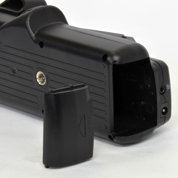 """能搭载,动作时间提高·panasonikkurumikkusushirizu供附带支持Panasonic LUMIX DMC-G7的""""电池握柄DODA-E(doda·E)for G7""""纵向位置快门的电池2个使用"""
