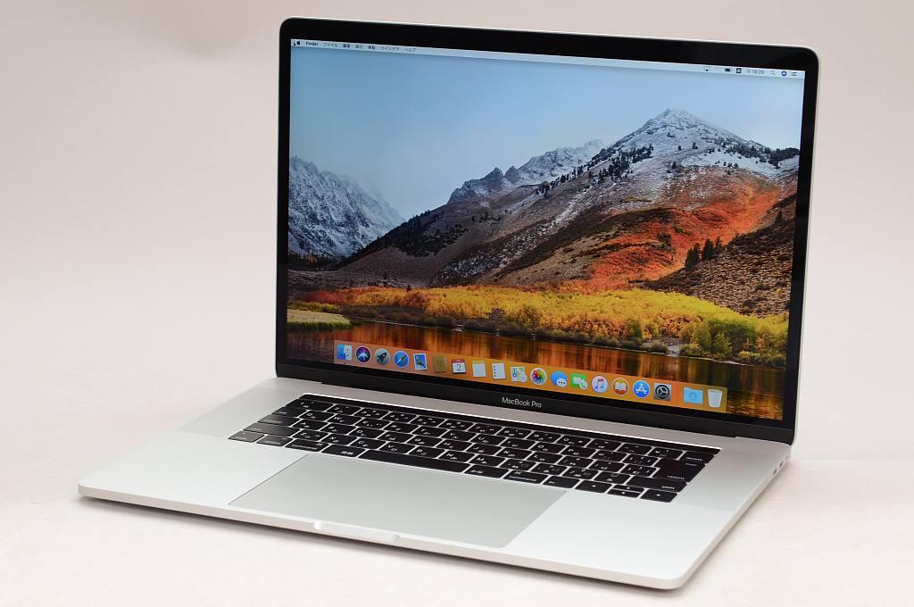 【中古】Apple MacBook Pro 15インチ 2.6GHz Touch Bar搭載モデル シルバー MLW72J/A【Web期間限定価格】