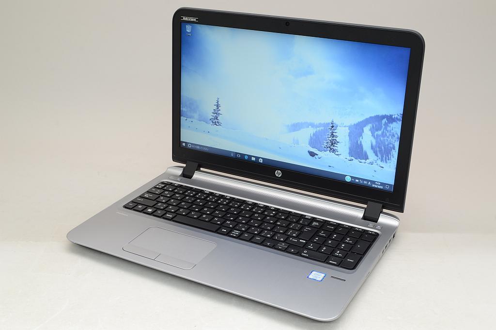 【中古】HP ProBook 450 G3 Notebook PC Z6Z75PA#ABJ