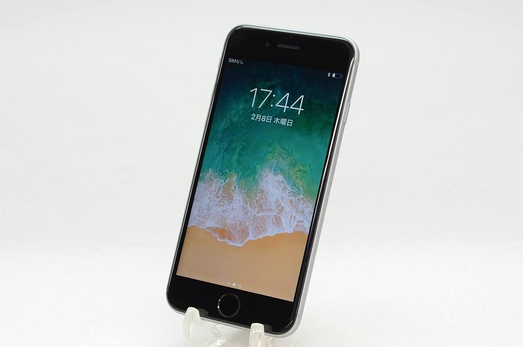 【中古】SoftBank Apple iPhone6s 64GB スペースグレイ