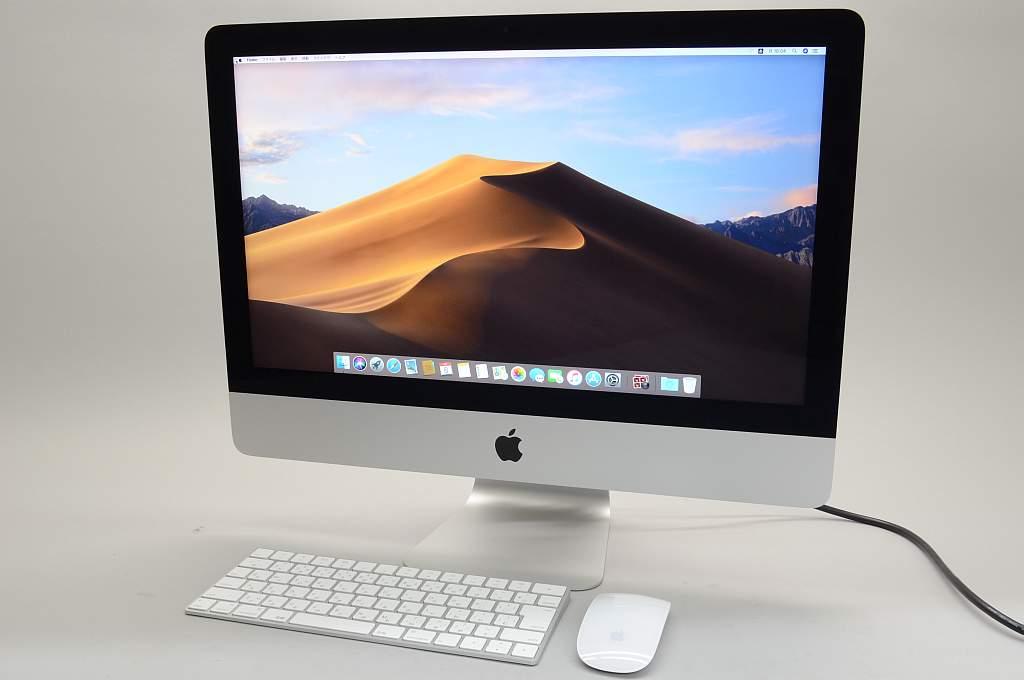 【中古】Apple iMac Retina 4Kディスプレイモデル MK452J/A