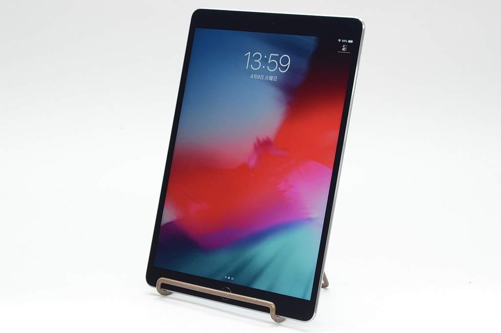 【中古】Apple iPad Pro Wi-Fi+Cellular(au) 64GB スペースグレイ MQEY2J/A