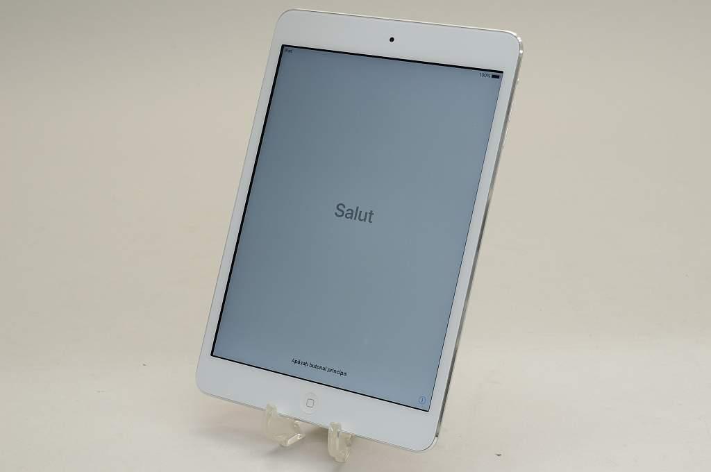 【中古】Apple iPad mini Retinaディスプレイモデル Wi-Fi 128GB ME860J/A シルバー