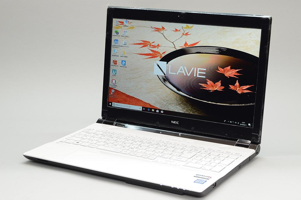 【中古】NEC LAVIE Note Standard NS550/CAW PC-NS550CAW クリスタルホワイト【Web限定値下げ】