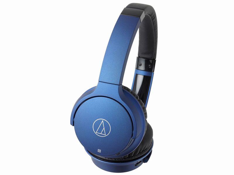 オーディオテクニカ Sound Reality ATH-AR3BT BL (ディープブルー)