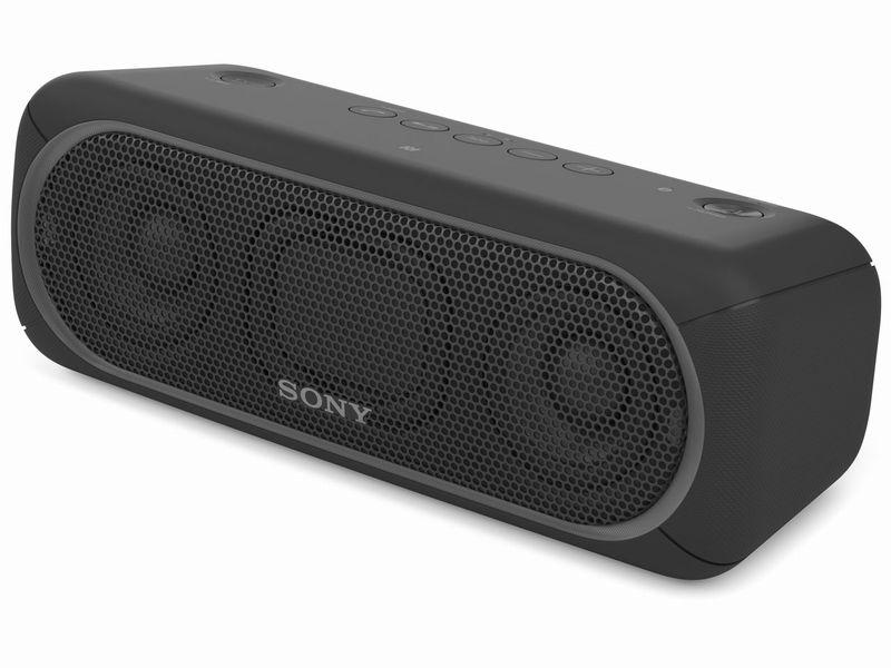 【展示品】SONY ワイヤレスポータブルスピーカー SRS-XB30 (B) ブラック