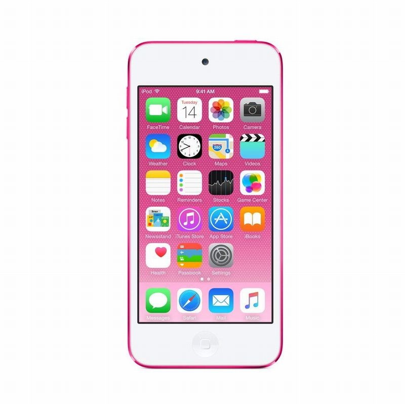 iPod touch 第6世代 MKGX2J/A [16GB] ピンク