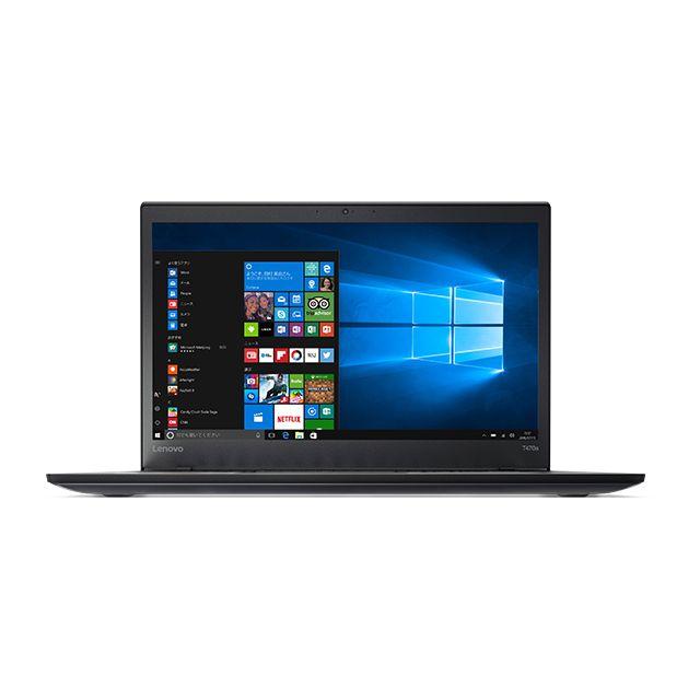 【新品】Lenovo ThinkPad T470s 20HF000HJP ブラック