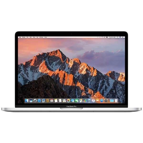 【Z0UD0007E】MacBook Pro 15インチ 2.8GHz Touch Bar搭載モデル シルバー CTOモデル(ベースモデル MPTU2J/A)