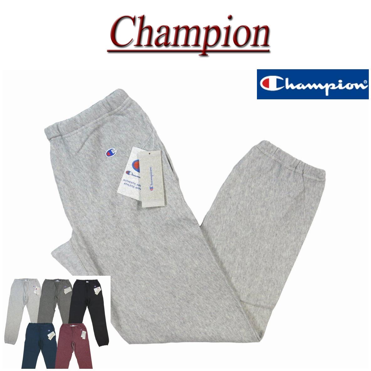 Burgundy red Sz XL X-Large NEW Champion Men/'s Reverse Weave Logo Jogger Pants