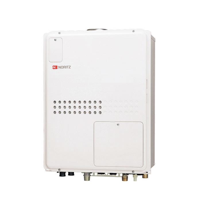 【送料無料】ノーリツ(Noritz)GQH-2445WXA3H-H BL ガス温水暖房付給湯器 24号 オートストップ PS扉内設置形