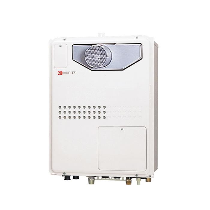 【送料無料】ノーリツ(Noritz)GQH-2445WXA3H-T BL ガス温水暖房付給湯器 24号 オートストップ PS扉内設置形