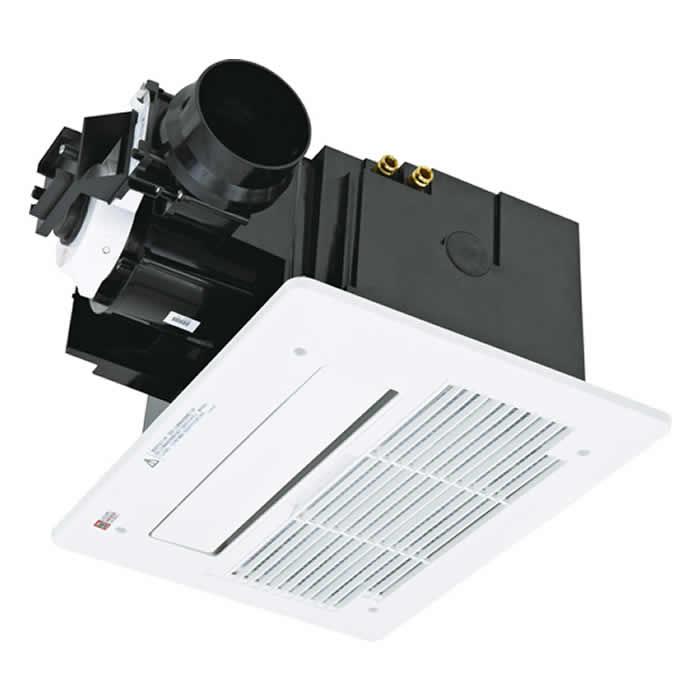 ノーリツ(Noritz)BDV-3306AUKNSC-BL 温水式浴室暖房乾燥機 コンパクトサイズ 3.3kw