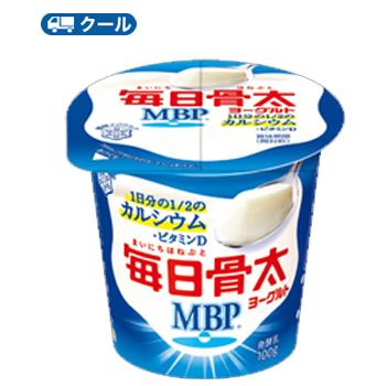 1個で1日分の1 2のカルシウムとビタミンD 雪印 メグミルク MBPヨーグルト100g×12コ 新入荷 流行 4ケース クール便 乳塩基性タンパク質 送料無料 骨密度 食べる 人気ブランド多数対象 ほね 機能性表示商品 乳飲料