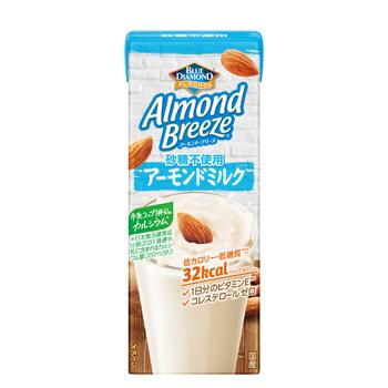 商品追加値下げ在庫復活 超激得SALE 低カロリー設計ですのでカロリーを気にしている方にもおすすめ 送料無料 ポッカサッポロAlmond Breeze アーモンドブリーズ ポッカサッポロ 砂糖不使用 200ml×24本 Almond