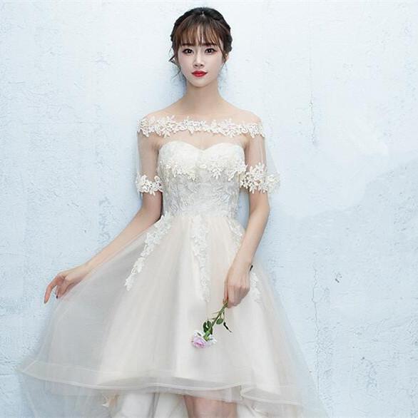 b41c3a600bf73 ... パーティードレス ドレス 二次会用 ウエディングドレス ショートドレス ミニドレス ドレス ワンピース パーティードレス A
