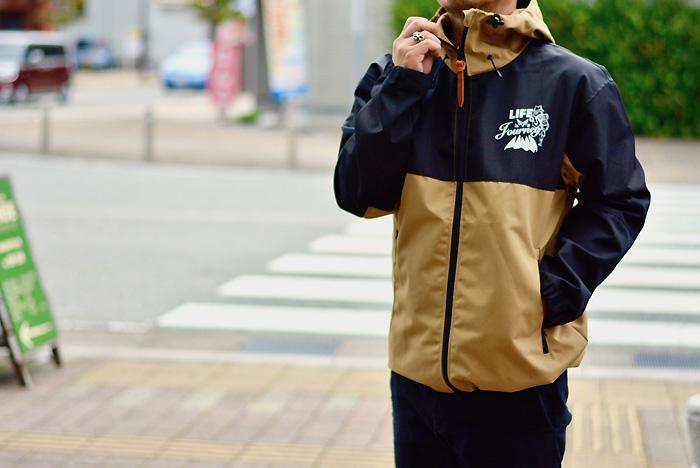 ASCENSION(アセンション)Life is journey Mountain jacket マウンテンジャケット /カジュアル ストリート コート アウター 秋冬 アウトドア 防風 撥水 as-728
