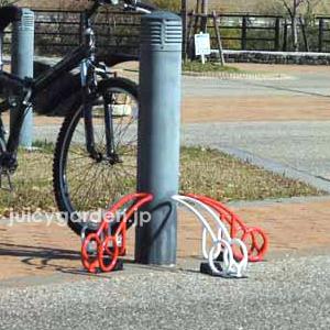 【自転車置き場】【1台用】 「サイクルレスター Cyjet サイジェ YJ-02」