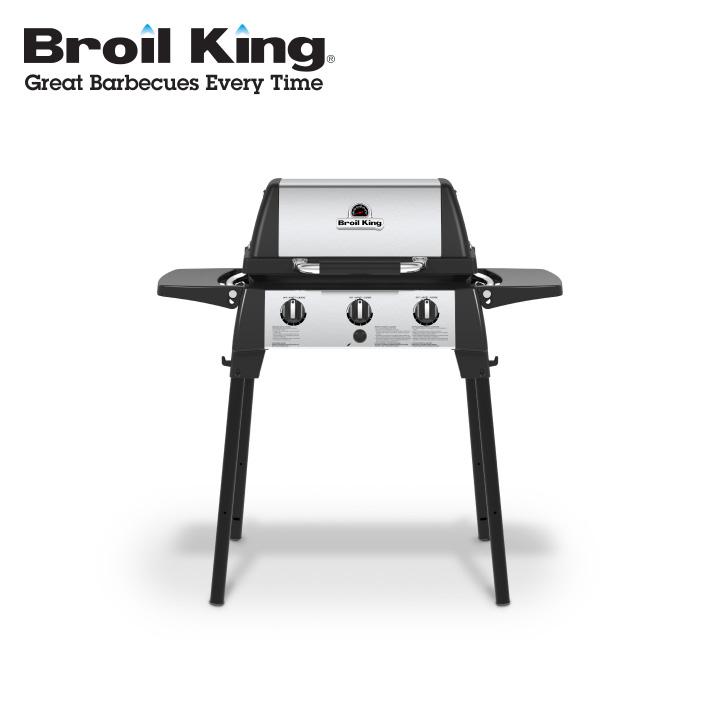 「ブロイルキング(Broil King) 携帯用LPガスグリル ポーターシェフ320(PORTA-CHEF320)」【送料別】