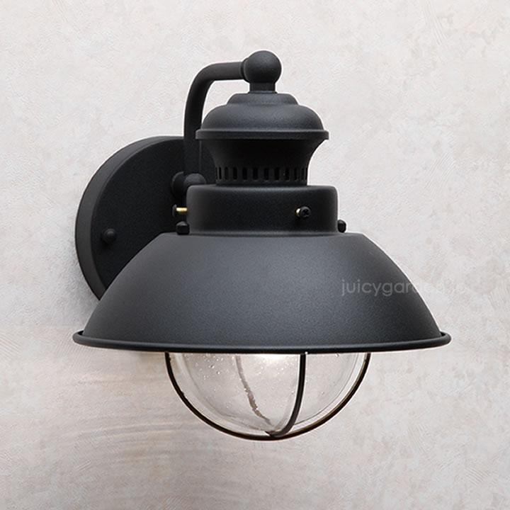 【外灯】【街灯】【エクステリアライト】【照明】 「アンティークライト V-1581TB (LED) テクスチャーブラック」