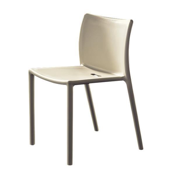 【屋外用チェア】【送料無料】 「Magis<マジス> Air Chair<エアチェア>」 イタリア製 マジス社のチェア。屋外使用可  スタッキング可能【ガーデンチェア】【アウトドアチェア】デッキチェア 椅子 いす【受注輸入】【キャンセル不可】