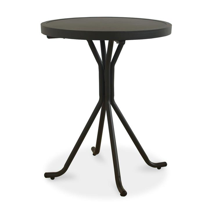 【送料無料対象外】サークルタイプのカフェテーブル「COMFY ガーデンライン フルート テーブル(Flute Table)」