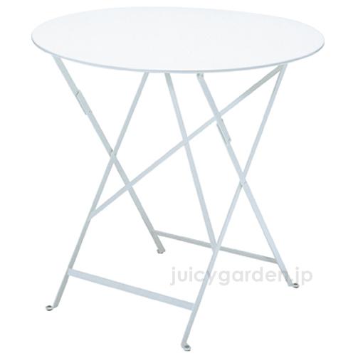 【テーブル】【机】 実用的で快適なテーブルFermob ビストロテーブル77 【フェルモブ】【ファニチャー】【ガーデン】【庭】【送料無料】