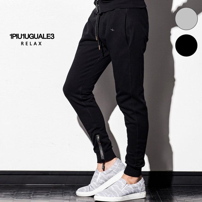 新到着 1PIU1UGUALE3 RELAX セットアップ ウノピゥウノウグァーレトレ リラックス RELAX へヴィスウェット ラインストーン付 ジョガーパンツ セットアップ リラックス メンズ, 2nd STREET:6d471ab4 --- beauty100.xyz