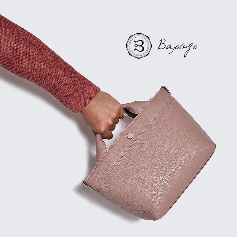 レッドクラベット 日本製 バジョルゴ シボ BajoLugo 鞄 チビトート レザー