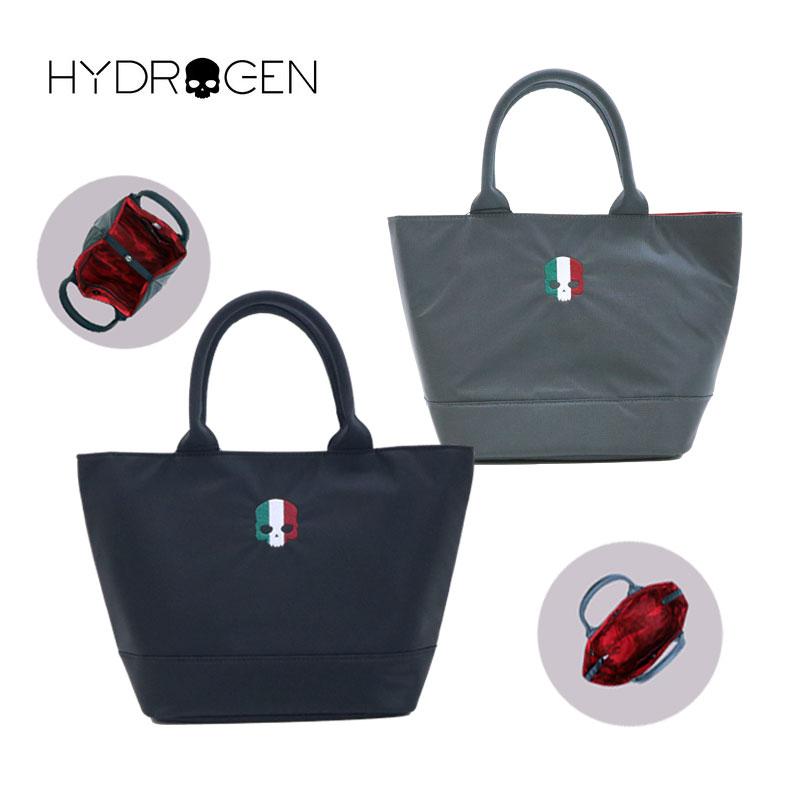イタリアスカル レディース メンズ ブランド バッグ ハイドロゲン ミニトート HYDROGEN 刺繍