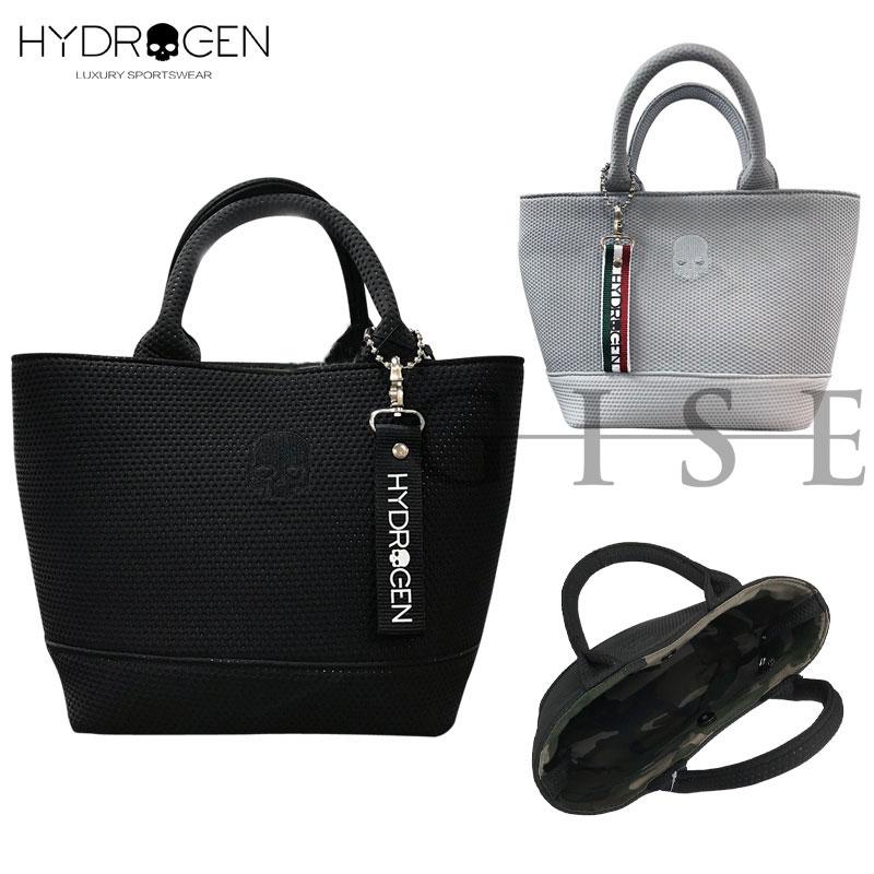 【先行予約 * 12月中旬入荷予定】 HYDROGEN ハイドロゲン スカルスタッズ ミニトートバッグ